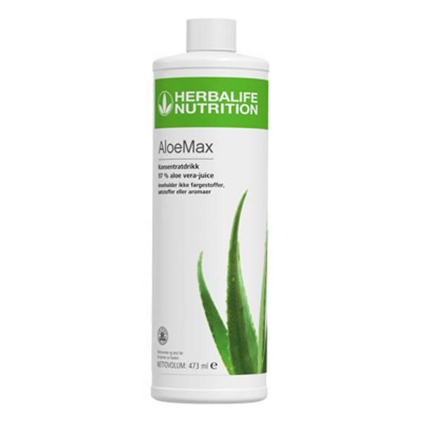 AloeMAX,  97% aloe vera-saft - 473ml